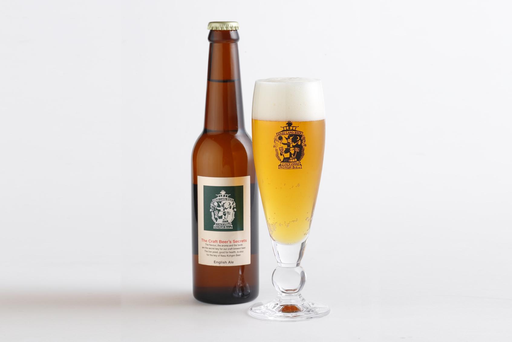 【DREAMBEERで飲めるビール】ホップの香りと麦芽のバランスがとても良い『イングリッシュエール』